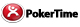 The PokerTime poker room gives up to $777 Free