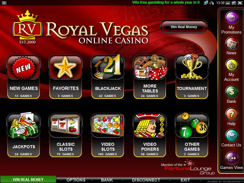 online casinos a-z